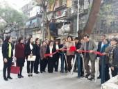 LĐLĐ quận Thanh Xuân: Bàn giao công trình máy tập thể dục cho cơ sở