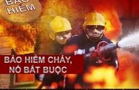 Cần nâng cao nhận thức về bảo hiểm cháy nổ bắt buộc