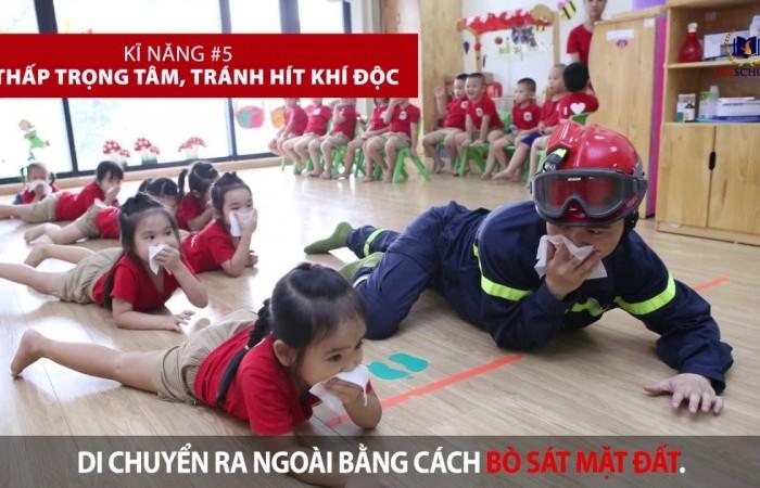 Người dân cần làm gì để nâng cao kỹ năng thoát hiểm khi xảy ra hỏa hoạn?