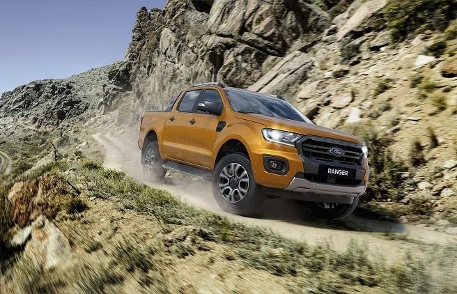 Doanh số Ford tăng kỷ lục nhờ Ford Ranger, Focus