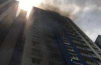 Chủ động phòng cháy chữa cháy tại các chung cư không bao giờ là thừa