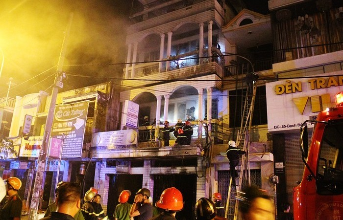 Giải pháp tối ưu cứu người mắc kẹt trong đống đổ nát, hỏa hoạn