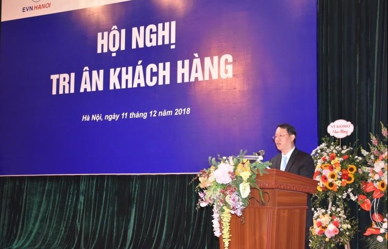 EVN Hà Nội tổ chức Hội nghị gặp mặt tri ân khách hàng năm 2018