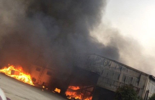 An toàn cháy nổ tại làng nghề: Bao giờ hết nỗi lo?
