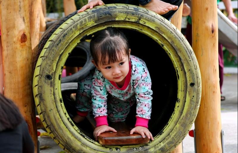 Ford Việt Nam góp sức xây dựng sân chơi tái chế sáng tạo cho trẻ em