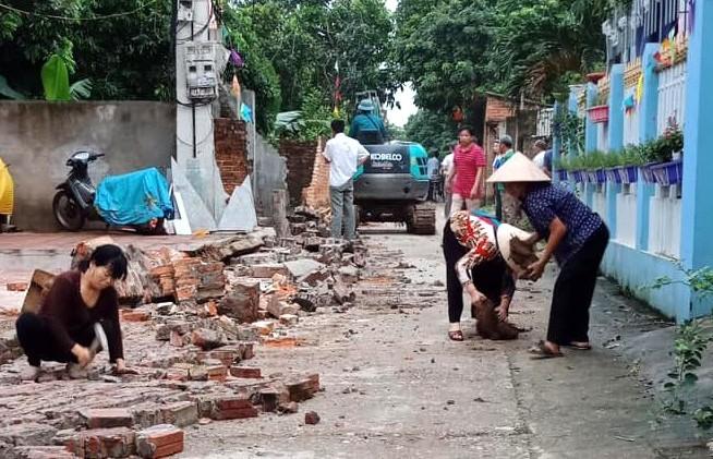 Huyện Sóc Sơn có thêm 4 xã đạt chuẩn nông thôn mới trong năm 2019