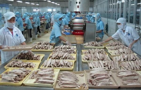 4 mặt hàng nông lâm thuỷ sản xuất khẩu trên 3 tỷ USD