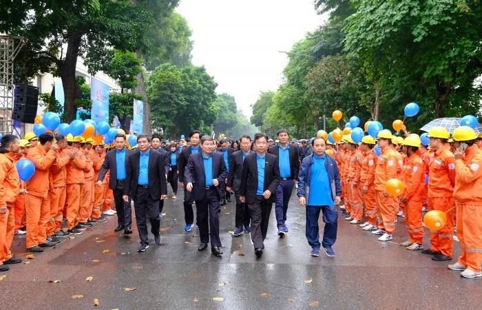 65 năm – EVN Hà Nội đồng hành cùng Thủ đô
