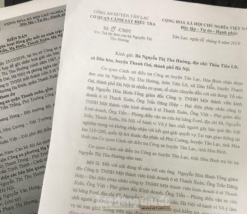 Vụ 4 mẹ con yêu cầu đền bù sau tai nạn: Trách nhiệm thuộc về ai?