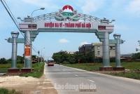 Xã Tản Hồng, huyện Ba Vì: Điểm sáng về xây dựng nông thôn mới