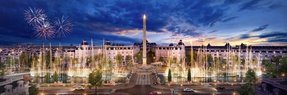 Tháp biểu tượng Victory tại Danko City – Ngọn hải đăng dẫn lối
