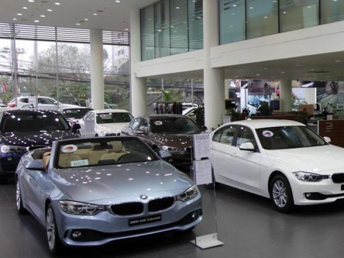 Thị trường ô tô 2015 bùng nổ: Ai cũng có phần