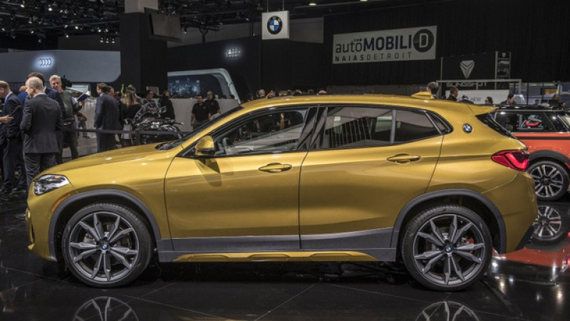 BMW: Trình làng X2 và i8 Coupe mang đến sự sang trọng và đẳng cấp