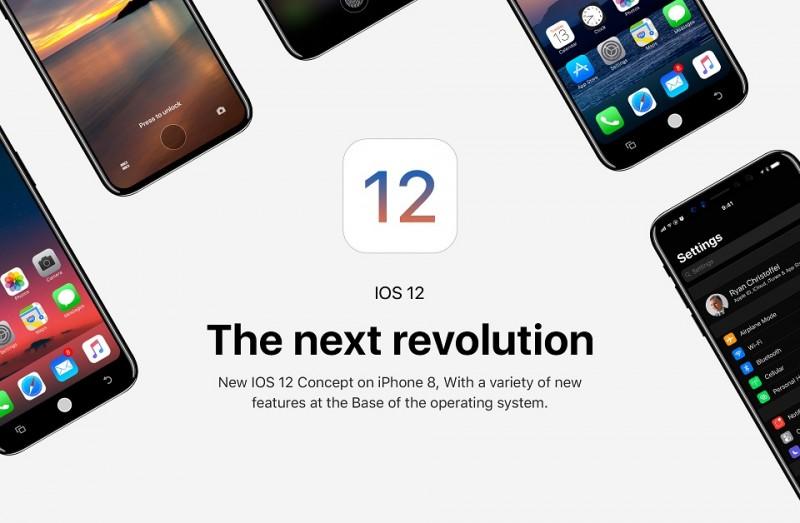 Apple: iOS 12 tăng tính bảo mật và hiệu suất, sẽ ít tính năng mới