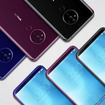Bản concept Nokia 10: Cấu hình cực khủng, màn Super AMOLED độ phân giải 4K