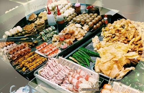 Thưởng thức nét độc đáo ẩm thực đường phố Hà Thành