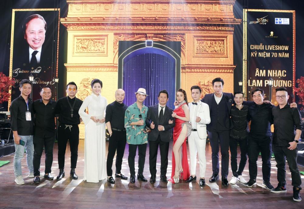 Nhạc sĩ Lam Phương: Người đi qua thời gian trong hương nhạc