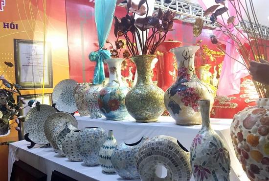 Nghệ thuật Sơn mài Việt Nam được đẩy mạnh quảng bá
