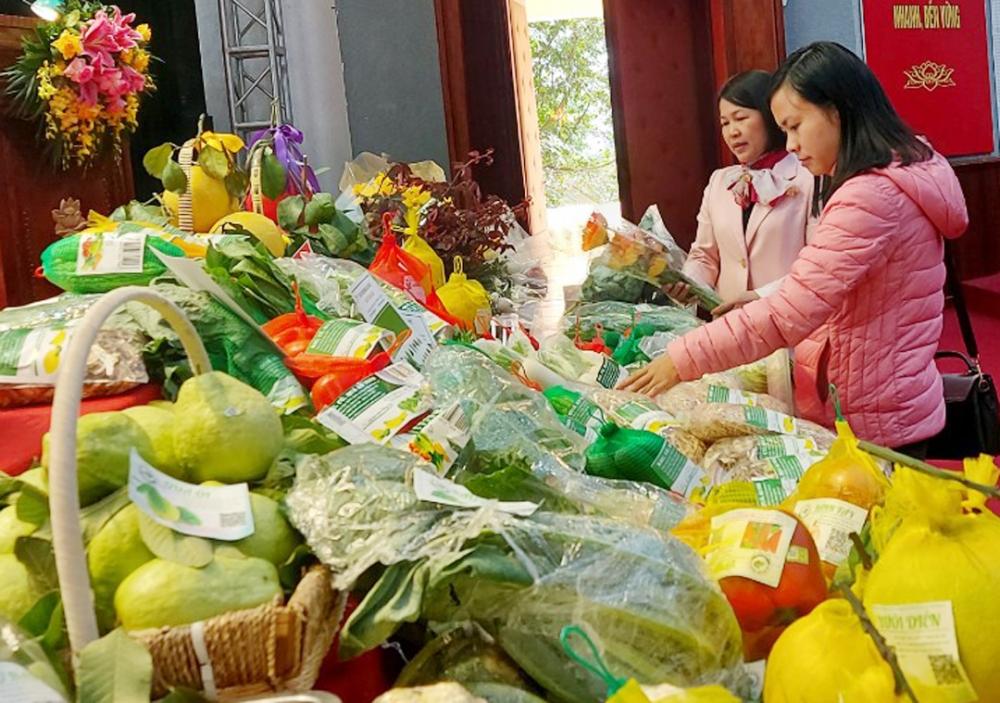 Khẳng định vị thế cho các sản phẩm nông nghiệp