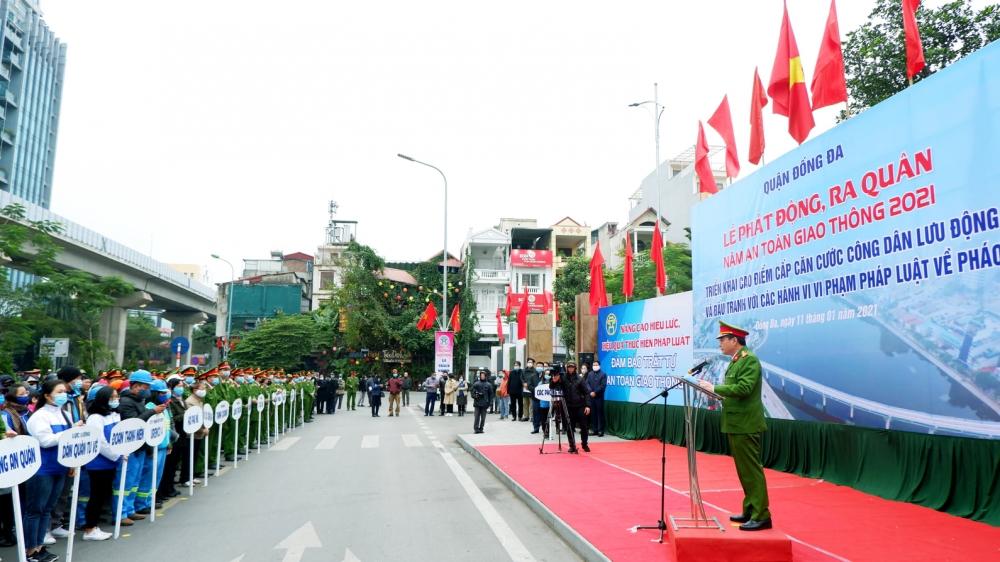 Đảm bảo tuyệt đối an toàn Đại hội XIII của Đảng