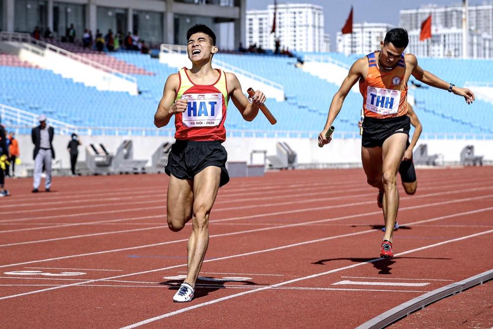 Thể thao Việt Nam, một năm vượt khó