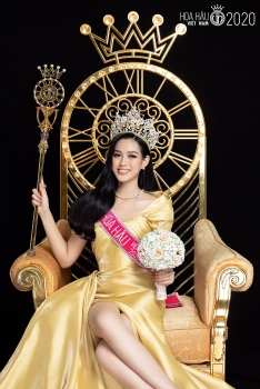 Hoa hậu Việt Nam 2020 nói chuyện Tết