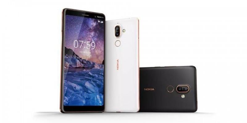 Hình ảnh mới nhất của Nokia 7 Plus với màn hình không viền thời thượng