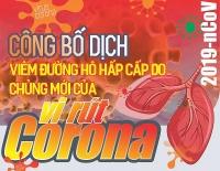 Infographic: Thủ tướng quyết định công bố dịch Corona ở Việt Nam