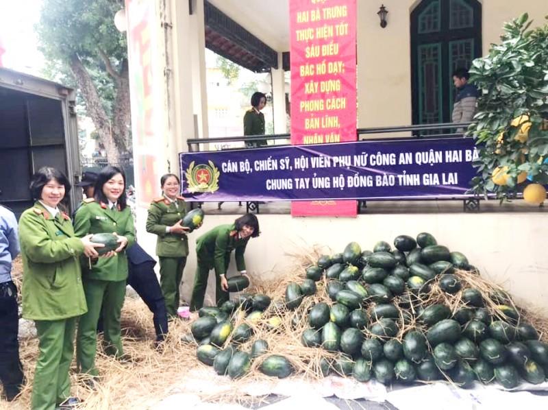 Đề nghị Công đoàn, người lao động chung tay 'giải cứu' nông sản