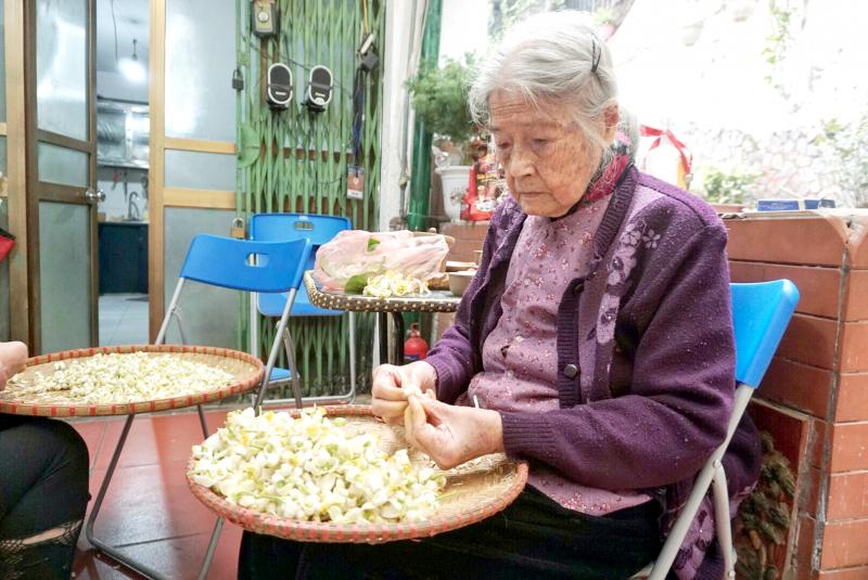 Nồng nàn hoa bưởi Hà Thành