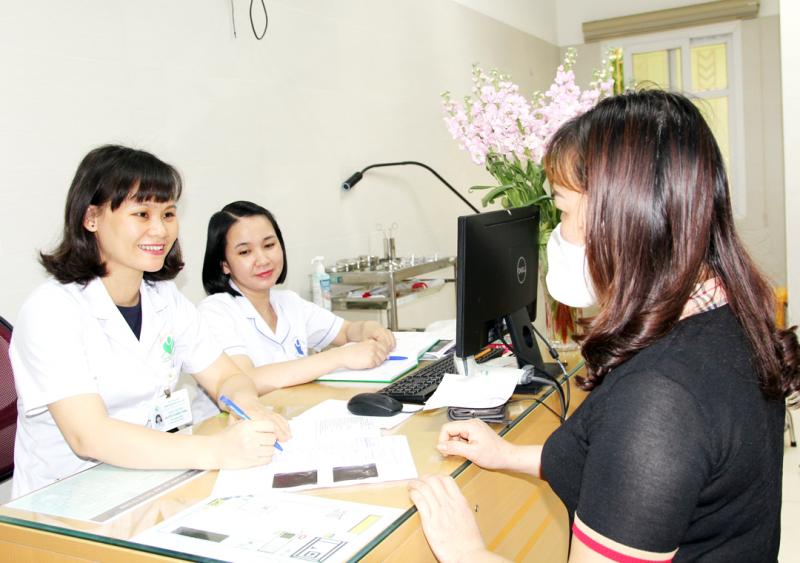 Chuyện về nữ bác sĩ sản khoa