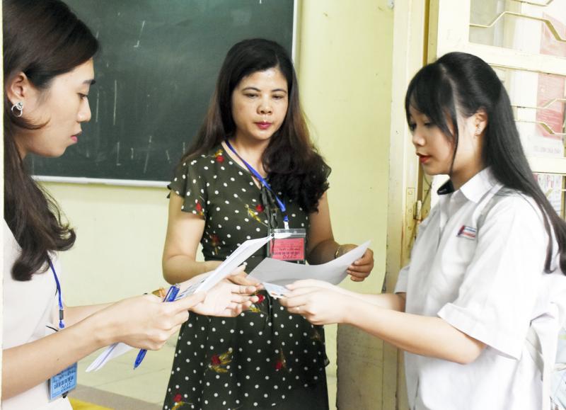 Lùi thời gian tổ chức kỳ thi Trung học phổ thông quốc gia năm 2020: Không gây xáo trộn