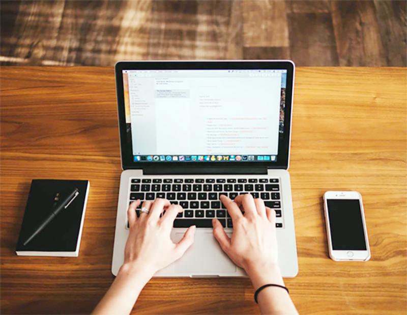 Làm việc online: Hiệu quả thời dịch bệnh