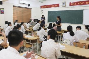 Nhà trường, học sinh chủ động kế hoạch ôn tập