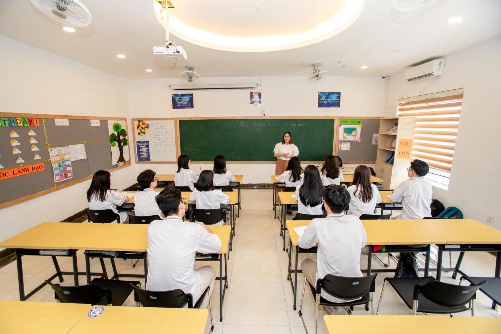 Diện mạo mới cho giáo dục Thủ đô