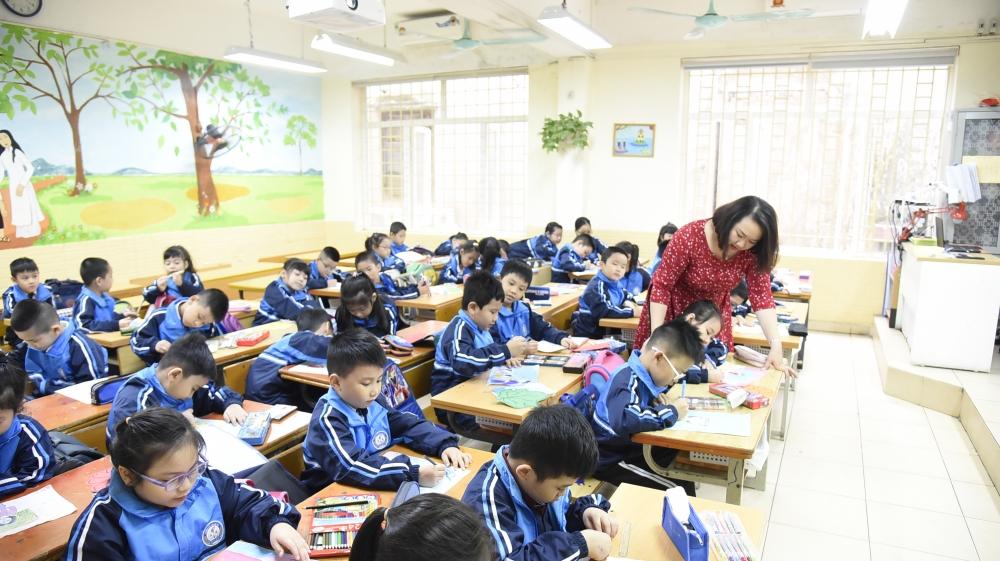 Chủ động lựa chọn sách giáo khoa lớp 2, lớp 6