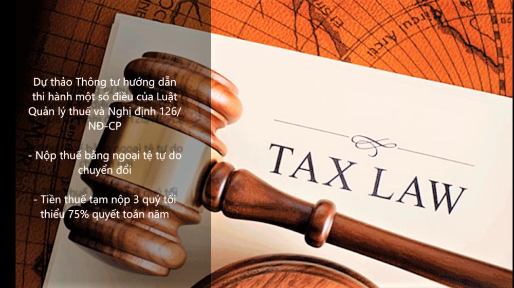 """Xung quanh dự thảo thông tư quản lý thuế: Doanh nghiệp """"kêu"""", vì sao?"""