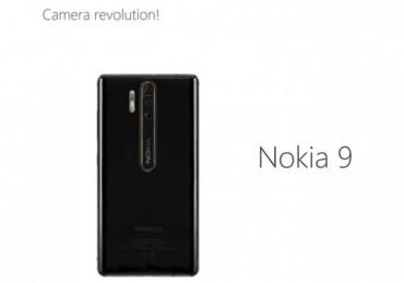 Nokia 9 được trang bị chip Snapdragon 845 và hệ thống 3 camera?