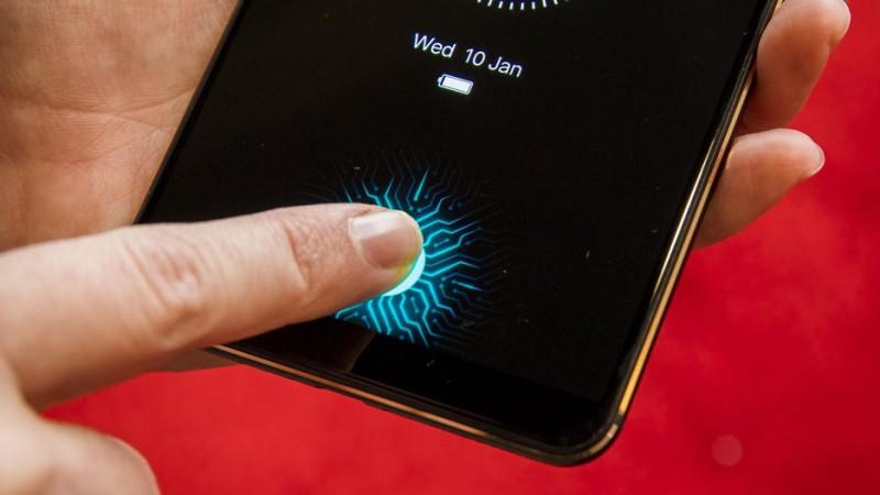 100 triệu smartphone sở hữu cảm biến vân tay tích hợp dưới màn hình vào năm 2019