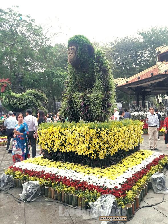 an tuong 12 con giap thiet ke bang cay tai le hoi hoa anh dao 2019