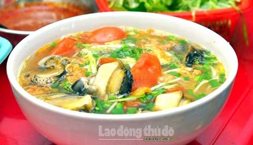 Món ngon dân dã nhất định phải thử khi đến Hà Nội