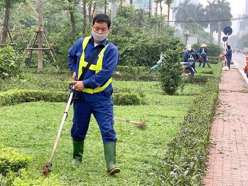 Bảo vệ môi trường Thủ đô trong mùa dịch