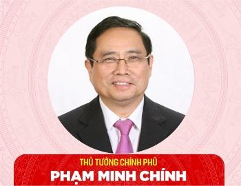 [Infographics] Chân dung tân Thủ tướng Chính phủ Phạm Minh Chính