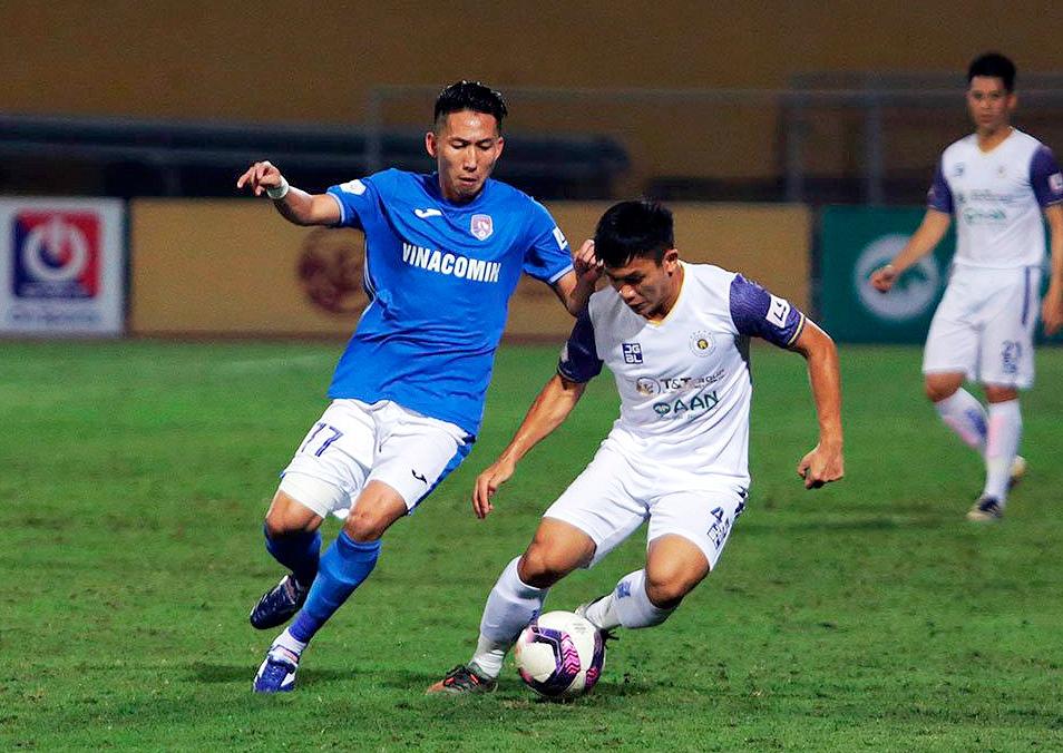 Nhìn về tính chuyên nghiệp  của bóng đá Việt Nam