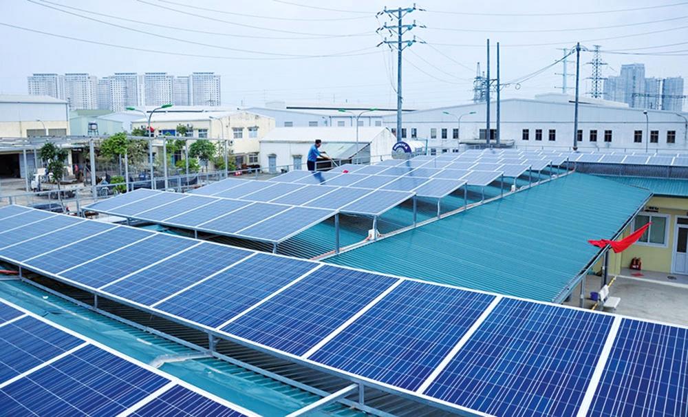 Sử dụng năng lượng tiết kiệm để phát triển bền vững