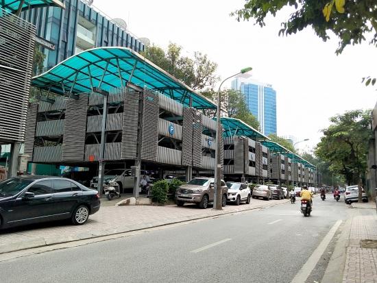 Bài cuối: Cần những đột phá trong quy hoạch bãi đỗ xe