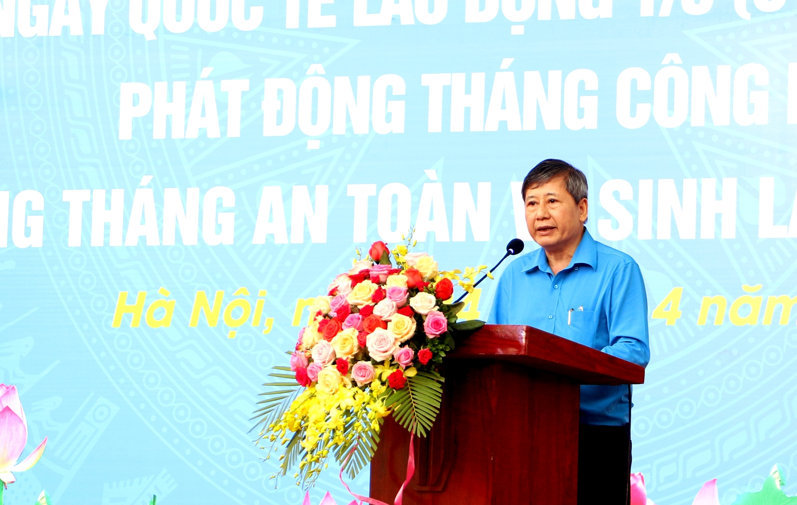 Đang trực tuyến: Phát động Tháng Công nhân năm 2021 tới công nhân lao động các Khu công nghiệp và chế xuất Hà Nội