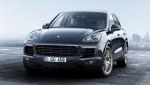 Porsche Cayenne Platinum Edition 2017 có giá 65.600 USD