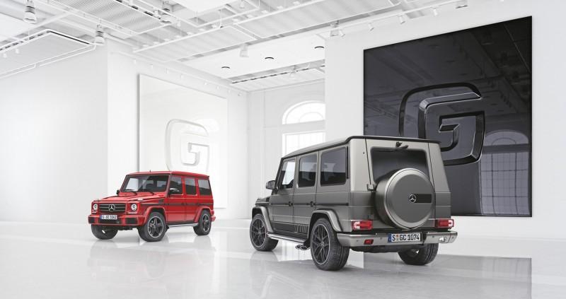 Mercedes giới thiệu phiên bản đặc biệt của G-Class