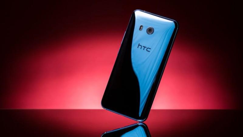 HTC U11 chính thức ra mắt: Công nghệ bóp viền